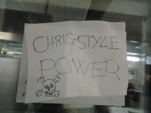 Chris style power