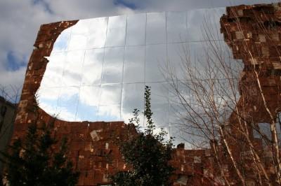 L'installazione realizzata dall'artista ghanese per la High Line di Chelsea
