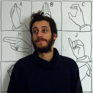 Fabio Bonetti, artista modenese classe'81