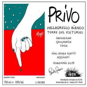 PRIVO Etichetta Bonetti 1