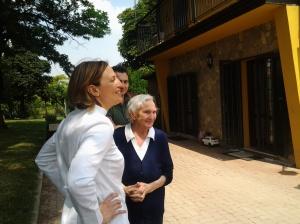 Federica ci presenta sua nonna da cui ha imparato ad amare la cucina