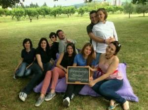 Il gruppo della #Sharefooday di Bologna